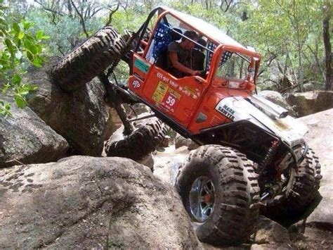 jeep rock crawler flex 1000 images about big trucks on pinterest dodge ram