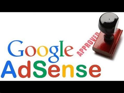 adsense not approved how to approve adsense new method 2017 youtube