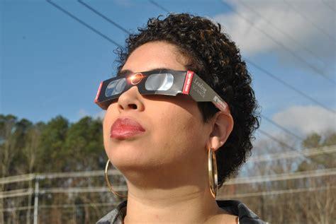 Lu Emergency Solar emergency officials warn of dangers of solar eclipse