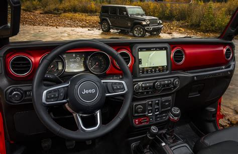 jeep wrangler dashboard 2018 jeep wrangler dashboard a detailed breakdown jk forum