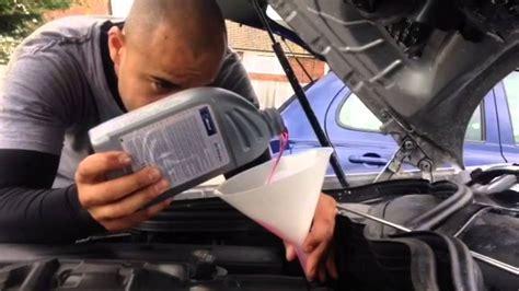 mercedes gearbox oil change  speed auto youtube