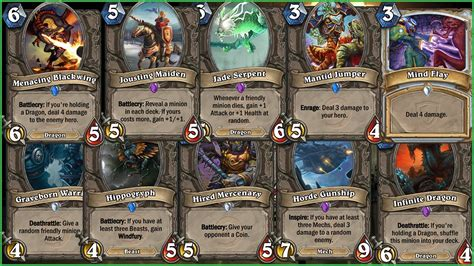 hearthstone fan made cards ghosts and mana floating 63 fan made cards review