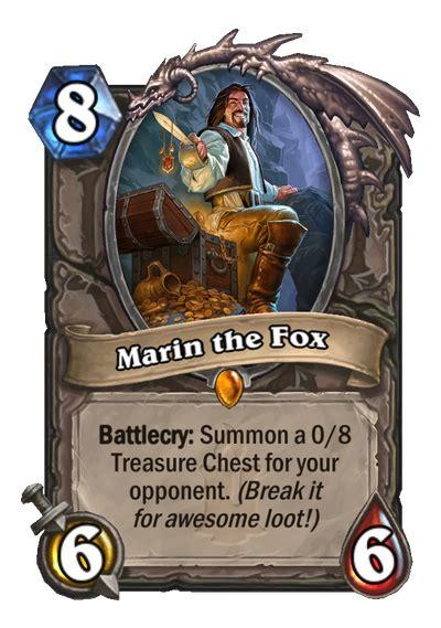 marin  fox hearthstone wiki