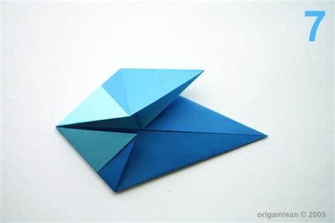 San Origami - san boat origami 28 images diy cuore per san valentino