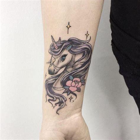imagenes de unicornio para tatuajes 70 tatuagens de unic 243 rnio as fotos mais lindas
