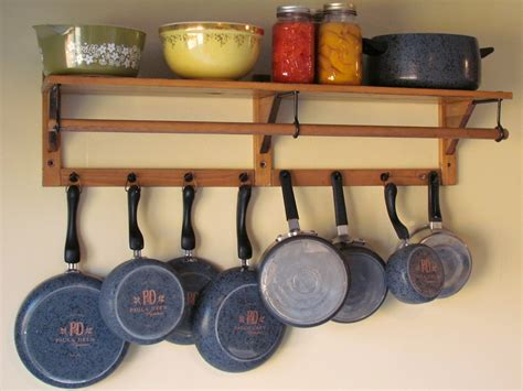 Kitchen Pot Rack by Redirecting
