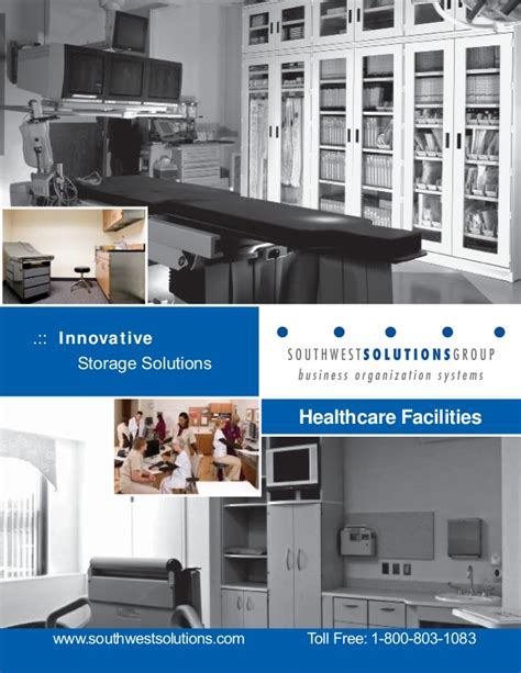 innovative storage solutions innovative storage solutions healthcare facilities