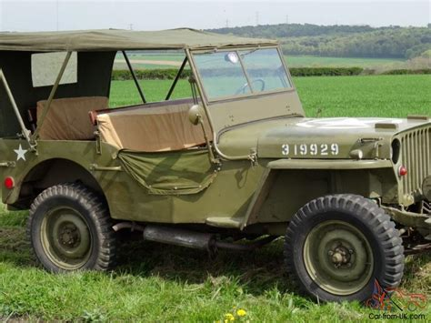 ww2 jeep 1942 ford willys jeep ww2 with history possibly ex