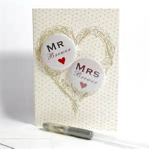 wedding magnets personalised mini magnets wedding card by bedcrumb notonthehighstreet