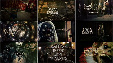ideas for a potential american horror story feature 2015 emmy nominations for title design of the title