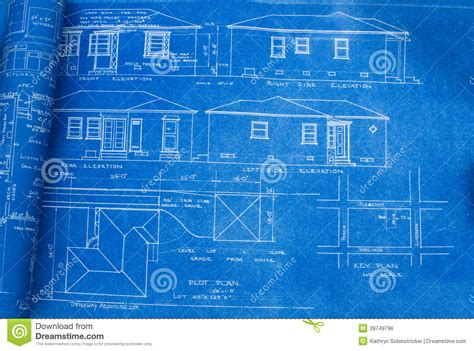 simple blueprints for houses