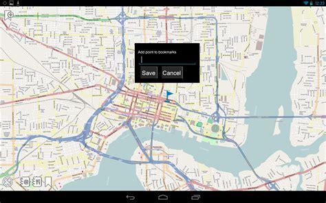 usa map jacksonville jacksonville fl usa offline map smart sulutions