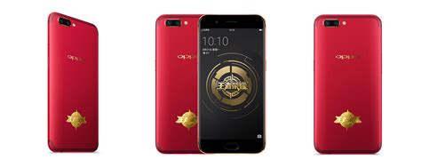 Headset Oppo R11 oppo r11 limited edition with 18k gold plated badge
