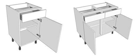 Kitchen Cabinet Base Units by Highline Vs Drawerline Kitchen Base Units Diy Kitchens
