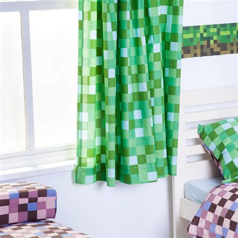 childrens curtains pixels childrens nursery curtains kids tape top pencil
