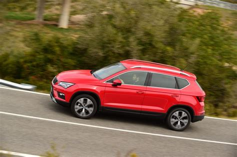 seat ateca 2016 review pictures auto express