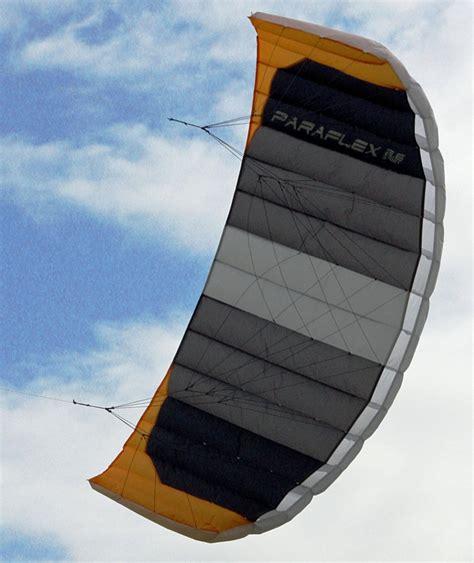 drachen matte paraflex 2 6 drachen actionkite kite matte