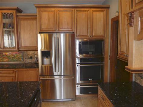 signature kitchen bath st louis kitchen appliances signature kitchen bath st louis maple glaze cabinetry