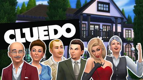 cluedo challenge cluedo challenge build the sims 4