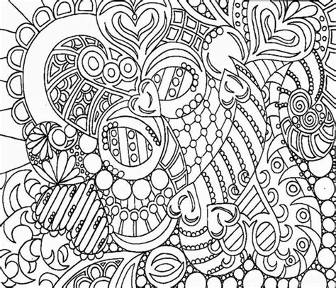 45 coloring pages for adults geometric pattern