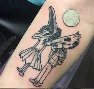 beetlejuice tattoo on pinterest horror movie tattoos