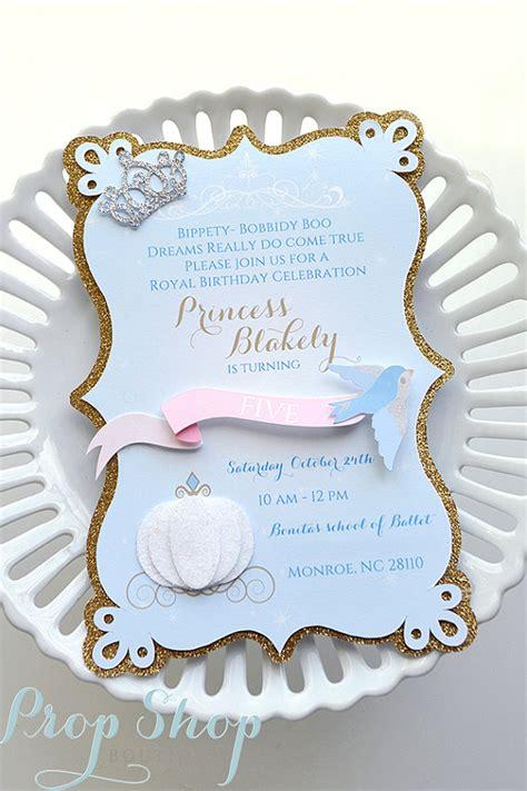 Pita Handmade Princess Cinderella Baby cinderella birthday invitations birthday wikii