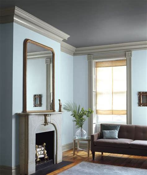 blue and gray living room combination color combinations for your home brown paint walls grey