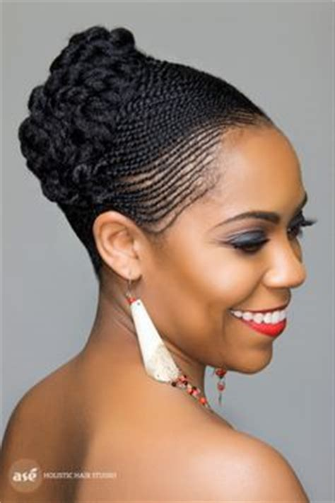 african braided hairstyles for round faces | natural hair