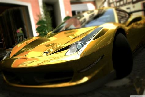 gold ferrari 458 italia gold ferrari 458 italia wallpaper allwallpaper in 8211