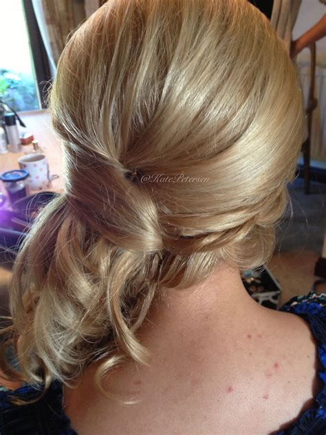 Wedding Hair Pinned To Side wedding hairstyles pinned to the side wedding s style