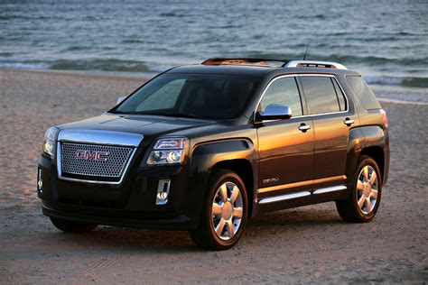 2013 gmc terrain denali gas mileage 2013 gmc terrain gas mileage the car connection
