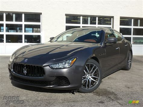 metallic maserati 2014 maserati ghibli s q4 in grigio maratea grey metallic