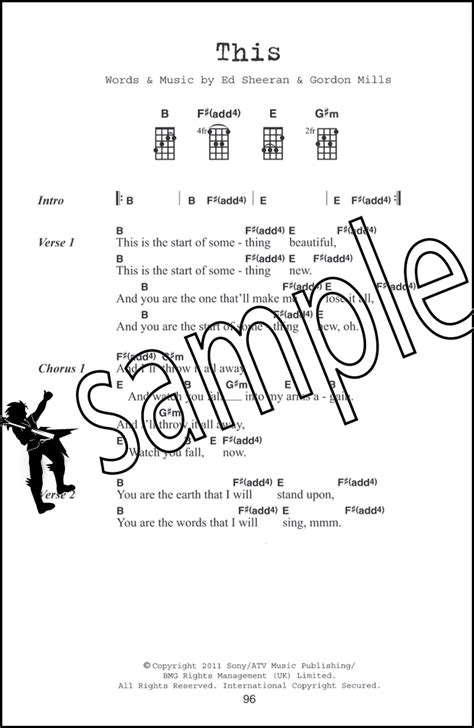 ukulele tutorial ed sheeran ed sheeran ukulele chord songbook x plus multiply a team
