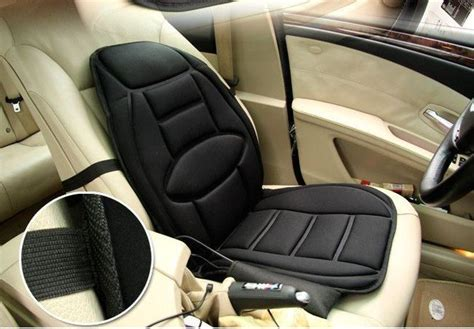 car seat warmer and massager back cushion chair chair pads cushions