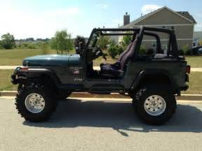 1994 Yj Jeep Sell Used 1994 Jeep Wrangler Se Yj Built Up Jeep