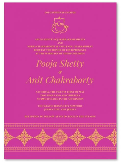 indian wedding invitation wording for friends card nice indian