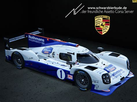 porsche 919 hybrid racing 3 porsche 919 hybrid 2015 rothmans racing 1 racedepartment