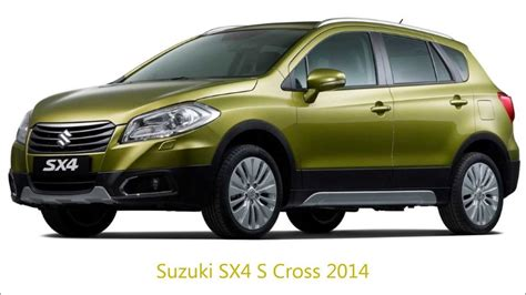 Suzuki Sx4 Review 2014 2014 Suzuki Sx4 S Cross Review Inside Outside