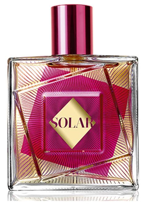 solar oriflame perfume a new fragrance for 2015
