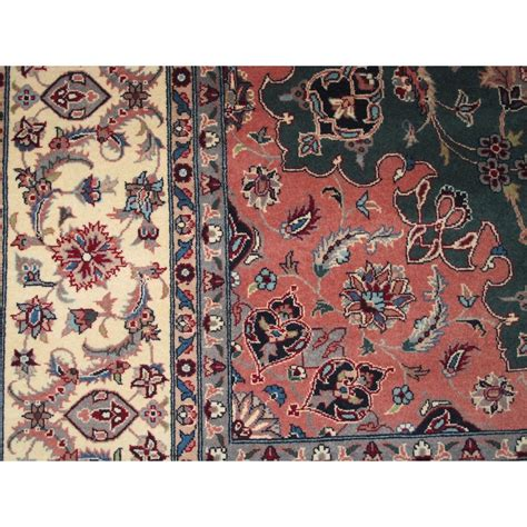 Rug 4 X 8 by Size 8 4 Quot X 8 3 Quot Tabriz Wool Rug From Pakistan