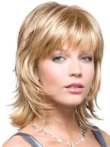 show the back of some modern womens medium length haircuts 69 gorgeous ways to make layered hair pop