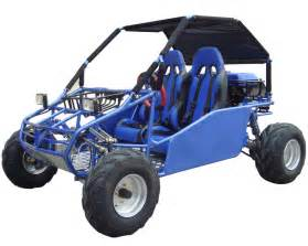 Blue Lightning Go Kart Blue Lightning 150cc Go Kart Gokarts Usa