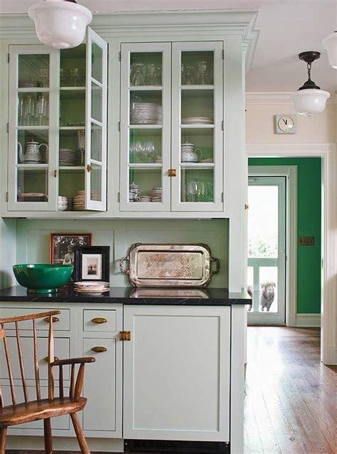 Green Cabinets In Kitchen 5 Fresh Kitchen Paint Colors Fresh Mint Kitchen Paint