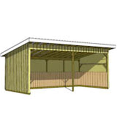 3 Sided Shed Plans Free by Three Sided Shed Plans How To Build Diy Blueprints Pdf
