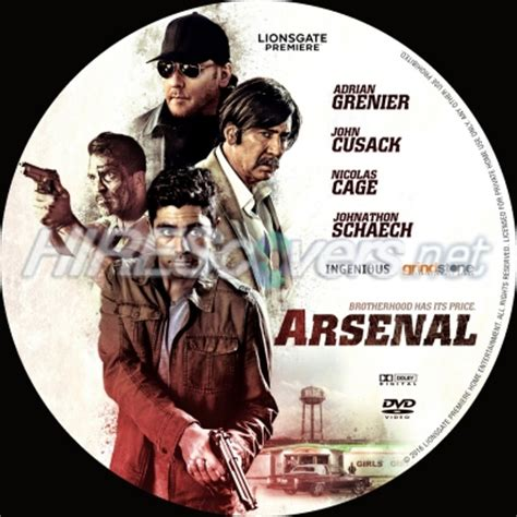 arsenal movie dvd cover custom dvd covers bluray label movie art dvd