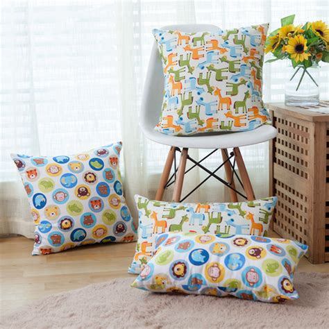 cushion covers for sofa pillows aliexpress buy cotton cushion cover children