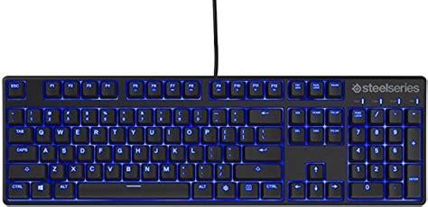 Steelseries Apex 350 Led Gaming Keyboard steelseries apex 350 gaming keyboard 5 zone rgb led backlit