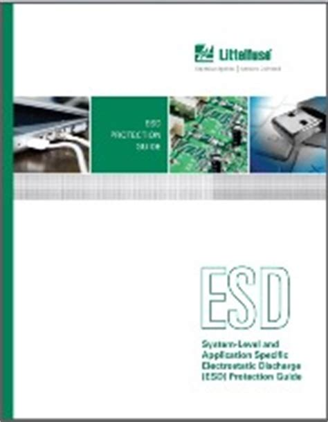 esd diode application note sp3012 series low capacitance esd protection from tvs diode arrays littelfuse