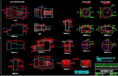 fan  industrial esp dwg block  autocad designs cad