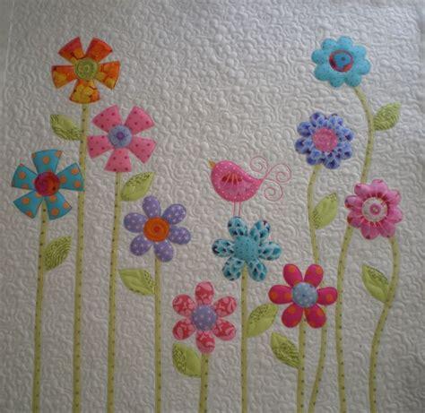 flower pattern quilt applique garden applique pattern arts and crafts pinterest